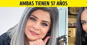 25 Pares de famosos mexicanos e internacionales que tienen la misma edad, aunque no parezca