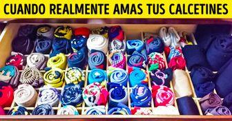 20+Ideas para mantener organizados todos los armarios ycajones detucasa