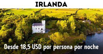 10 Castillos europeos que se pueden alquilar a precios bajos para vacacionar al mejor estilo medieval