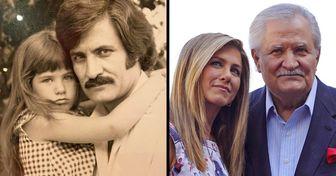 15 Actrices famosas con sus padres amorosos, a quienes no hemos visto juntos antes