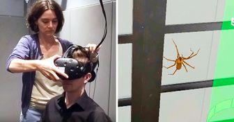 Según estudios, la realidad virtual puede llegar a curar algunas fobias