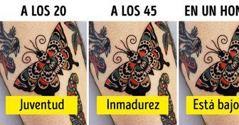 Cómo escanear auna persona por sus tatuajes: manual para los cínicos