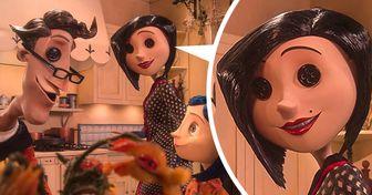 20 Películas animadas infantiles que abordan temas adultos (la Otra Madre de Coraline es un poco siniestra)