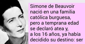 La atípica historia de amor de Jean-Paul Sartre y Simone de Beauvoir, una pareja disruptiva para su época