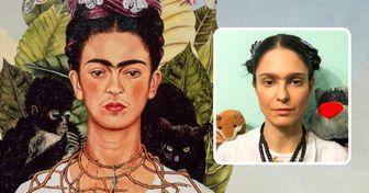 10+ Usuarios que imitaron cuadros famosos en Facebook