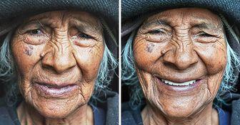 """Un fotógrafo turco capturó la sincera reacción de 17 mujeres latinas antes y después de decirles """"eres hermosa"""""""