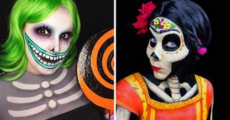 20+ Maquillajes inspirados en personajes de Disney que rozan la perfección