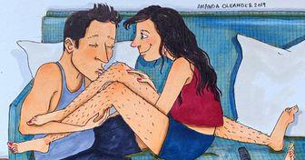 Artista muestra en qué consiste el verdadero amor (17 imágenes)