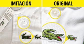 10 Artículos de marca cuyas falsificaciones se pueden identificar en un abrir y cerrar de ojos (Pero pocos saben cómo hacerlo)