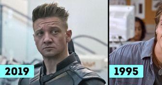 Cómo han cambiado los héroes de Marvel desde su primer papel hasta el último