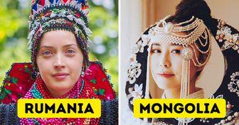 20+ Atuendos nupciales de distintas partes del mundo que pueden cambiar tu percepción de un vestido de bodas
