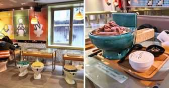 12 Restaurantes con temáticas tan inusuales que la comida pasa a segundo plano
