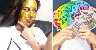 Los 7 tipos de mascarillas faciales coreanas que te ayudan a tener una piel radiante y saludable