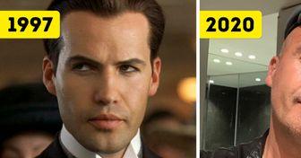 """Cómo ha cambiado y qué hace ahora el elenco de """"Titanic"""" 23 años después"""