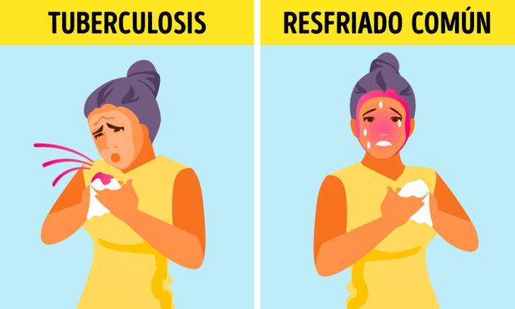 6 Afecciones que solemos confundir con otras enfermedades