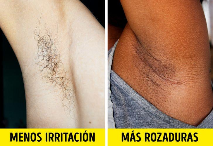 Por qué cada vez más y más mujeres deciden dejar de rasurarse
