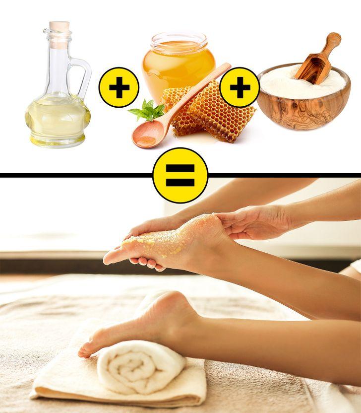 10Remedios caseros para sanar los talones agrietados ytener pies hermosos