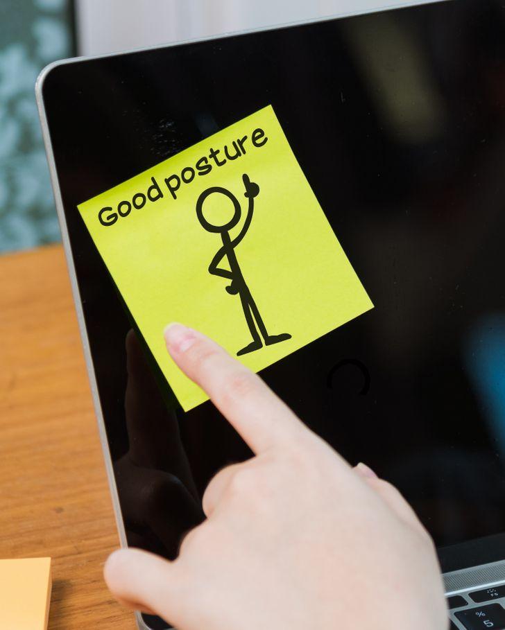 10 Trucos de vida para una postura perfecta tan simples que sería un pecado ignorarlos