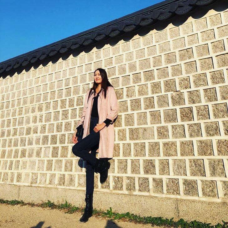 """Una joven de Mongolia tiene el """"segundo par de piernas más largo"""" del mundo"""