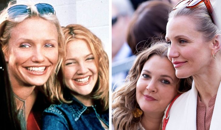 12 Pares de celebridades que han sido amigas durante tanto tiempo que son inseparables
