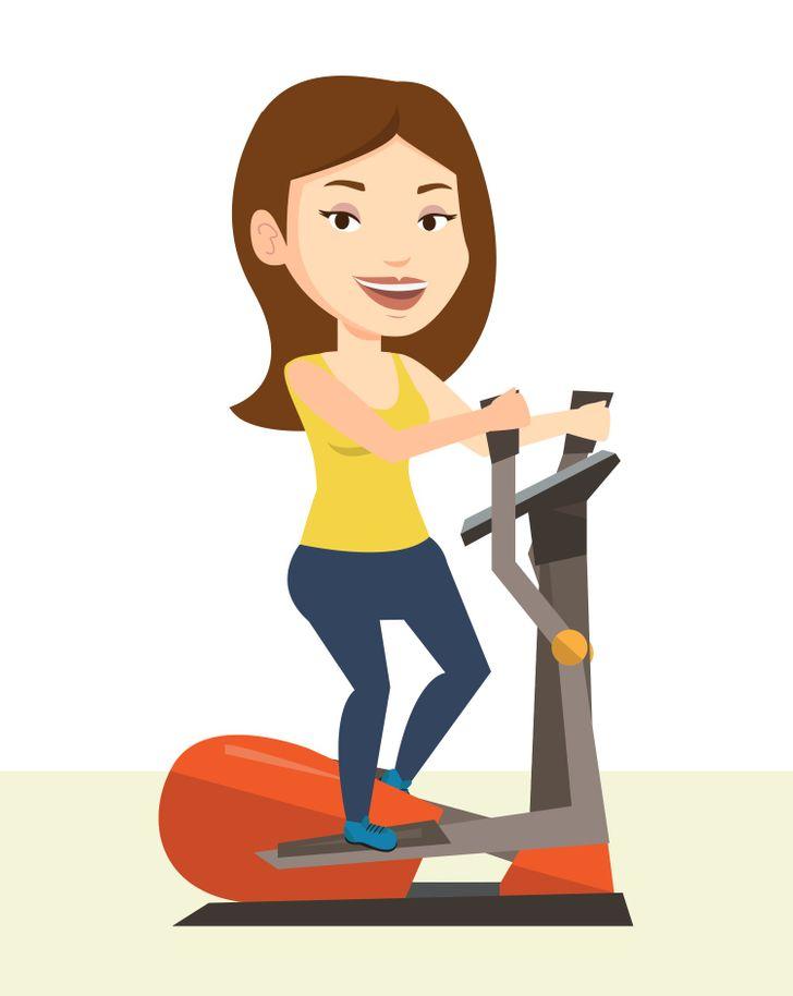 9Ejercicios diarios efectivos para mujeres después delos 40