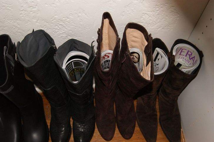 21Truquitos que salvarán turopa yzapatos