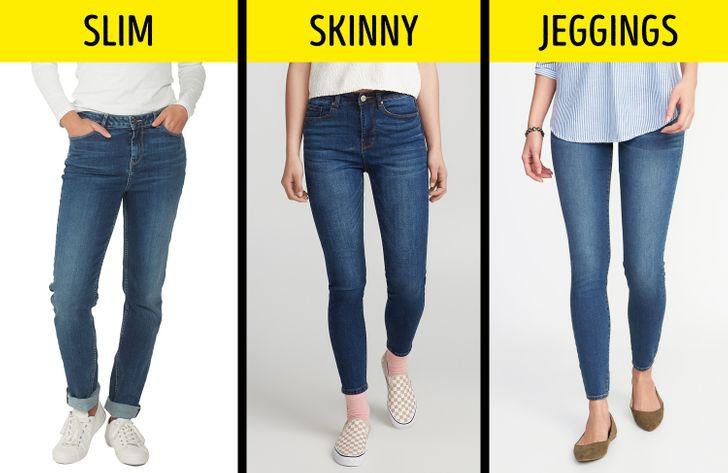 Una Guia Completa De Estilos De Jeans Que Te Ayudara A Elegir Un Modelo Para Cualquier