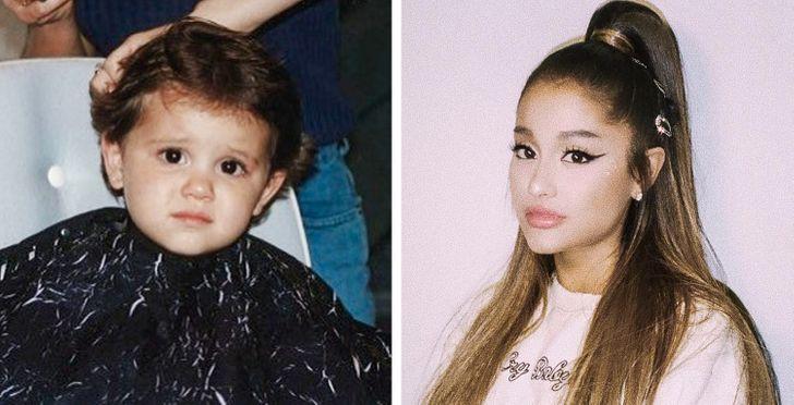 Así lucían estos 20 famosos cuando eran niños