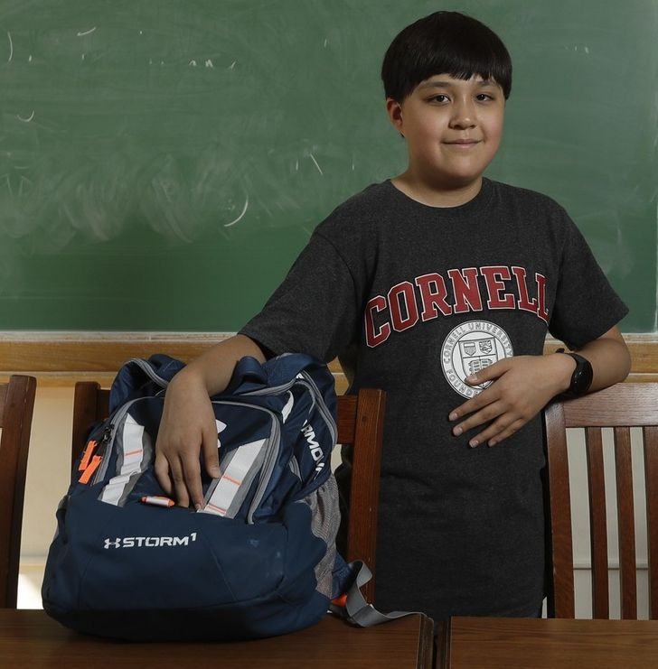 7 Niños superdotados que lograron ingresar a la universidad antes de cumplir la mayoría de edad