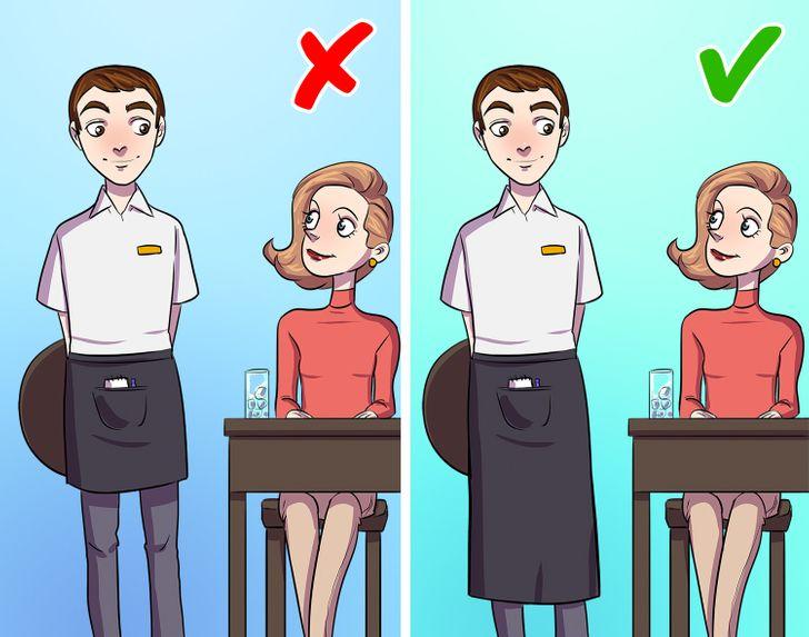 18 Trucos para comprender si un restaurante no se preocupa por sus comensales, incluso si a simple vista no se nota