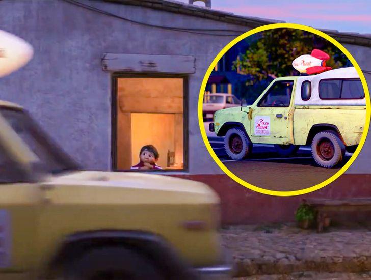 """14 Detalles que aparecieron fugazmente en la película """"Coco"""""""