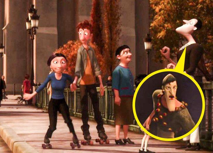 20 Personajes de Pixar y Disney que salieron en otra película, pero no nos dimos cuenta
