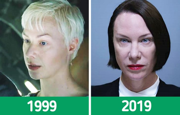 """Cómo han cambiado 12 actores de """"Matrix"""" a más de 20 años de su estreno"""