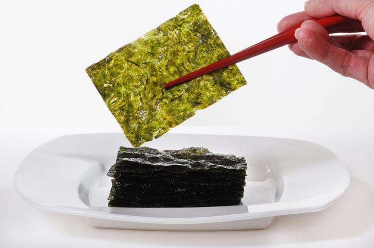 Qué pasará si comes algas marinas más seguido, según la ciencia