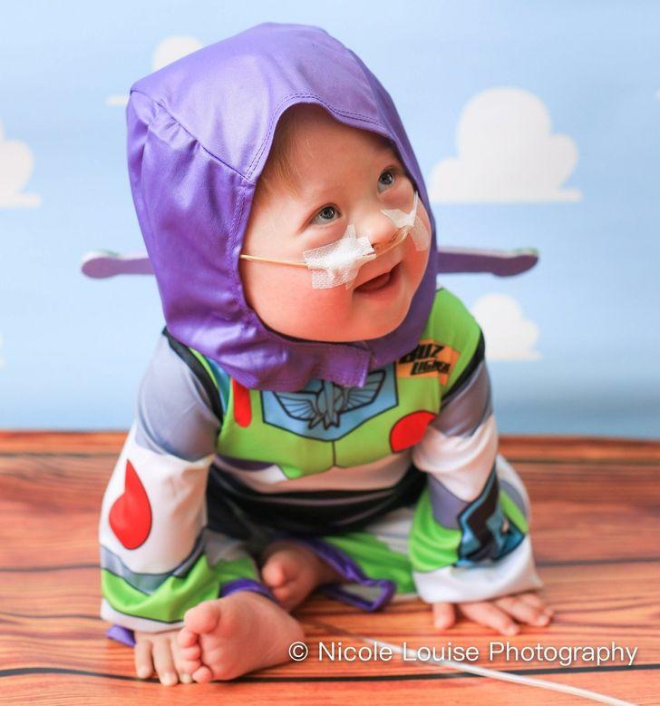 Niños con síndrome de Down se hacen pasar por sus personajes favoritos de Disney, y se ven incluso más lindos que los originales