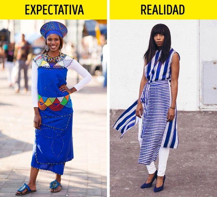 10 Fotos de la moda urbana en diferentes países del mundo