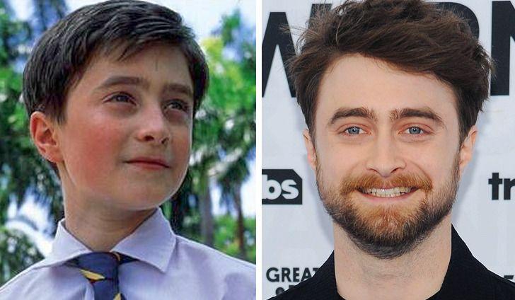 10 Actores que ya mostraban su talento desde pequeños
