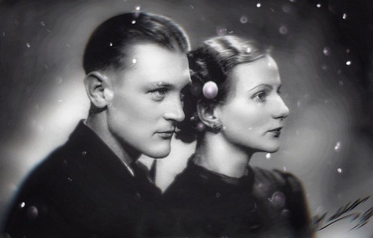 20+ Pruebas de que nuestros abuelos eran hermosos cuando eran jóvenes