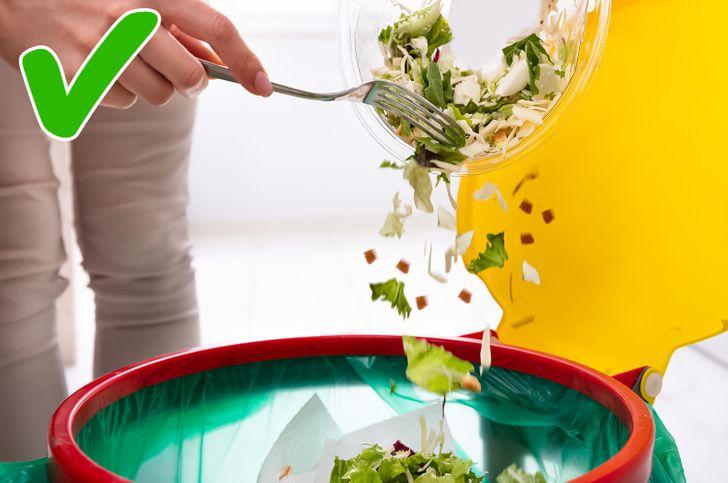 10 Hábitos de cocina que no sabíamos que podrían ser peligrosos