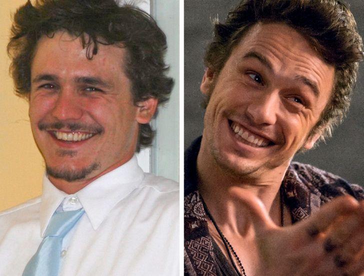 16 Personas que de repente se dieron cuenta de que se parecen a alguien famoso