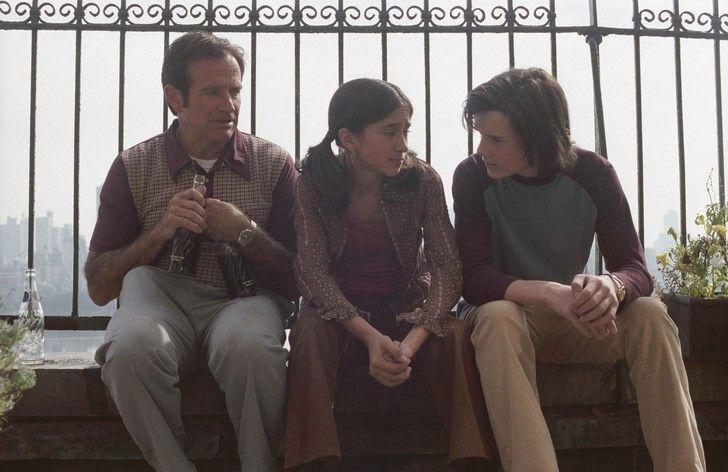10 Actores y actrices que tuvieron la suerte de actuar con sus hijos en la misma película