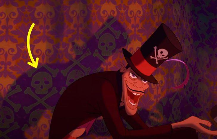 15 Detalles de películas de Disney que la mayoría de los espectadores no notaron en lo absoluto
