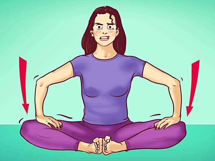 7 Ejercicios que pueden hacer que tus dolores de cabeza desaparezcan