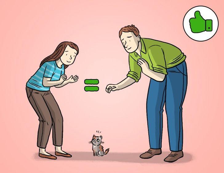 El lenguaje corporal que dirá toda la verdad acerca de tu relación