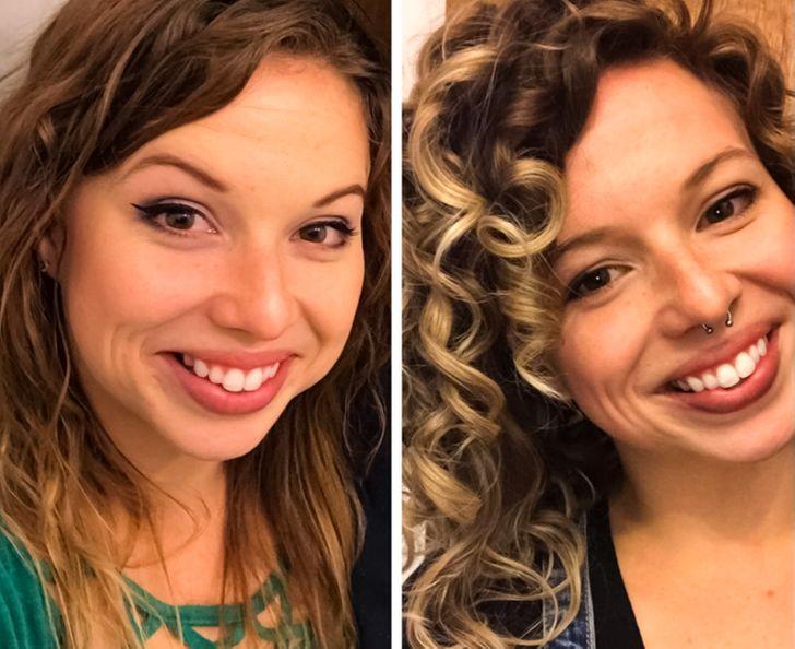 20+ Chicas que cambiaron tan solo un detalle de su apariencia y acertaron