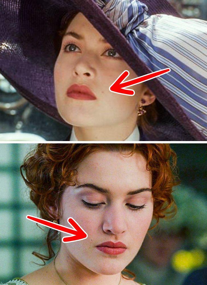 13 Casos en que los maquilladores y diseñadores de vestuario se equivocaron mucho en nuestras películas favoritas