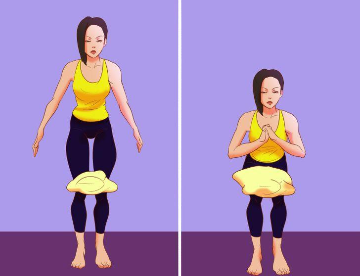 Algunos entrenadores indicaron 7 ejercicios que pueden ayudar a quemar la grasa de la parte interna del muslo
