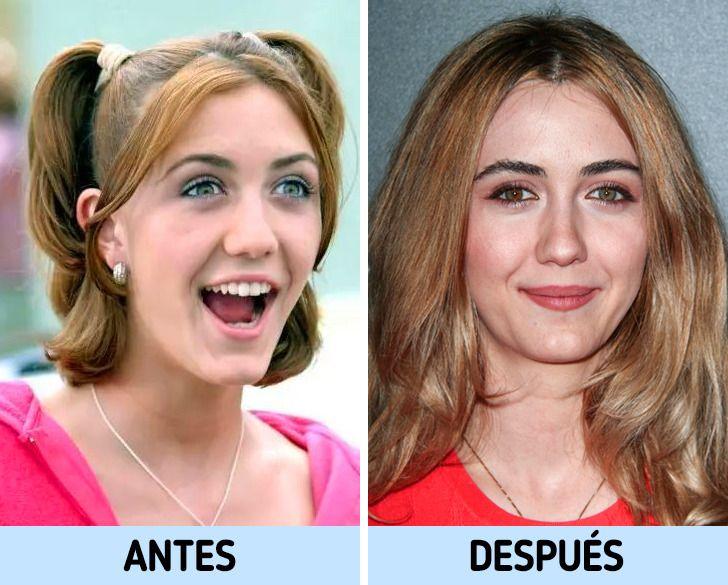 """Así lucen los actores de """"La nueva cenicienta"""" tras 16 años de su estreno"""