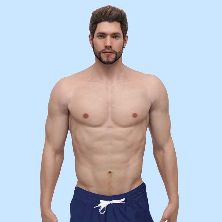 3 Tipos de cuerpo y cómo desarrollar los músculos más rápido en cada uno de ellos