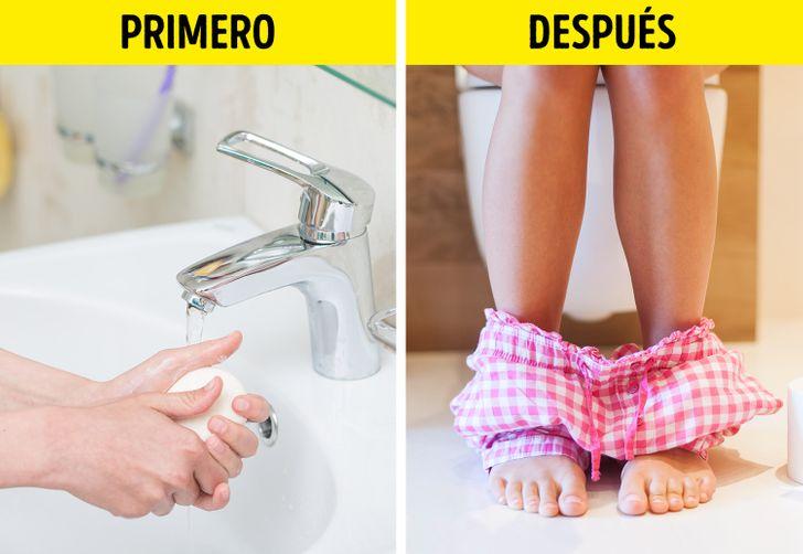 6 Errores de higiene que ya es hora de dejar de hacer